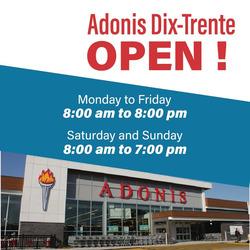 Marché Adonis coupon ( 2 days ago )