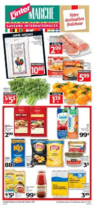 L'Intermarché deals in the Quebec flyer
