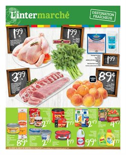 Grocery offers in the L'Intermarché catalogue in Saint-Hyacinthe