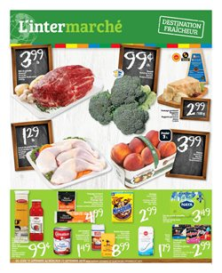 Grocery offers in the L'Intermarché catalogue in Granby