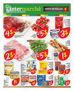 L'Intermarché catalogue ( 2 days ago )
