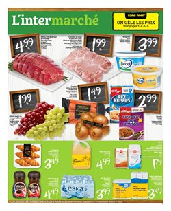 Grocery offers in the L'Intermarché catalogue in Saint-Georges ( Published today )