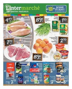 L'Intermarché deals in the L'Intermarché catalogue ( 4 days left)