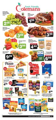 Coleman's deals in the Coleman's catalogue ( 1 day ago)
