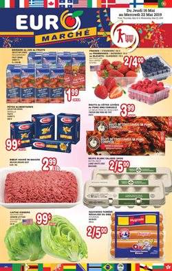 Euromarché deals in the Montreal flyer