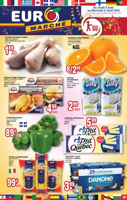 Euromarché deals in the Euromarché catalogue ( Published today)