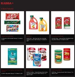 Rabba catalogue ( 4 days left )