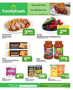 Family Foods deals in the Winnipeg flyer