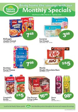 Family Foods catalogue ( 24 days left )
