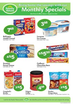 Family Foods catalogue ( 16 days left )
