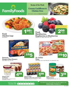 Family Foods catalogue ( Expires today )
