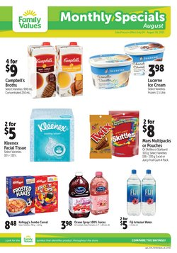 Family Foods deals in the Family Foods catalogue ( 23 days left)