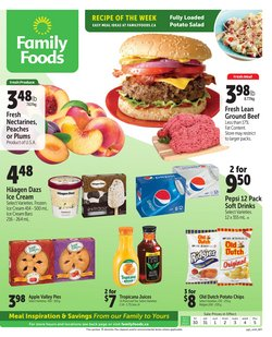 Family Foods deals in the Family Foods catalogue ( 2 days left)