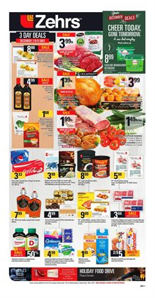 Zehrs Markets deals in the Kitchener flyer
