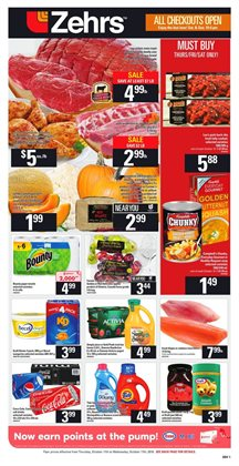Zehrs Markets deals in the Bolton flyer