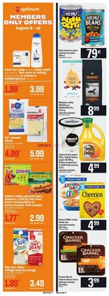 Back to School deals in the Zehrs Markets catalogue ( Expires today)