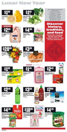 Grocery offers in the Zehrs Markets catalogue ( 2 days left )
