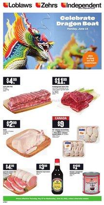 Zehrs Markets deals in the Zehrs Markets catalogue ( Expires tomorrow)