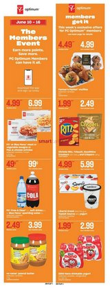 Grocery deals in the Zehrs Markets catalogue ( Expires today)