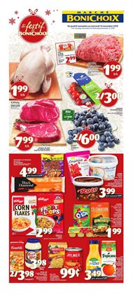 Marché Bonichoix deals in the Quebec flyer
