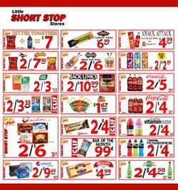 Little Shop Store catalogue ( Expired )