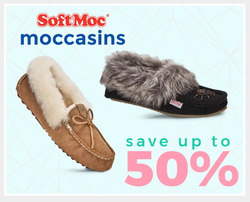 Softmoc deals in the London flyer
