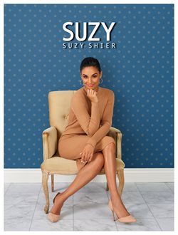 Suzy Shier deals in the Montreal flyer