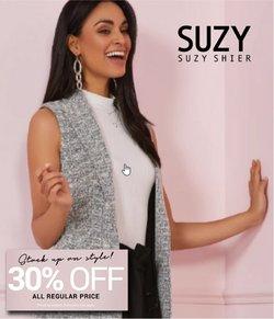 Suzy Shier catalogue in Calgary ( 7 days left )