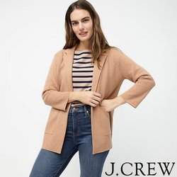 J Crew deals in the J Crew catalogue ( 8 days left)