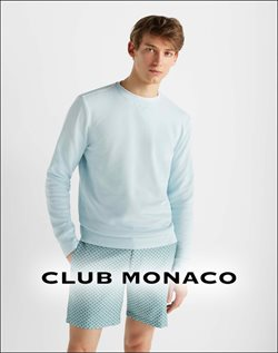 Club Monaco catalogue in Edmonton ( 4 days left )