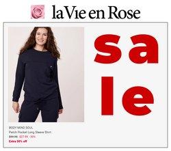 La Vie en Rose deals in the La Vie en Rose catalogue ( 24 days left)