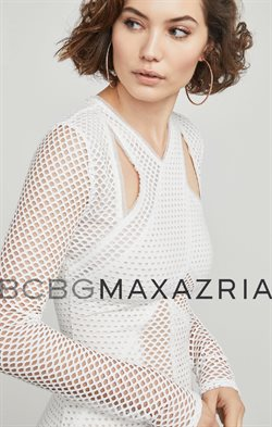 Luxury Brands offers in the BCBGMAXAZRIA catalogue in Sudbury