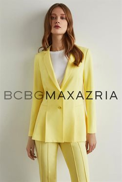 BCBGMAXAZRIA deals in the Toronto flyer