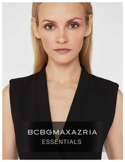 Luxury Brands deals in the BCBGMAXAZRIA catalogue ( More than a month)