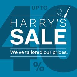 Harry Rosen deals in the Toronto flyer