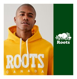 Roots Canada catalogue ( More than a month )