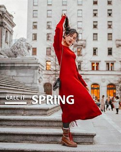 Call it Spring catalogue ( 22 days left )