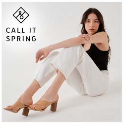 Call it Spring catalogue ( 11 days left )