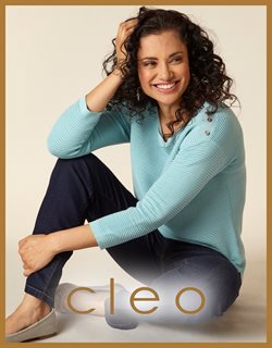 Cleo catalogue ( More than a month )