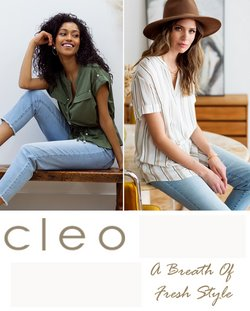 Cleo deals in the Cleo catalogue ( Expired)