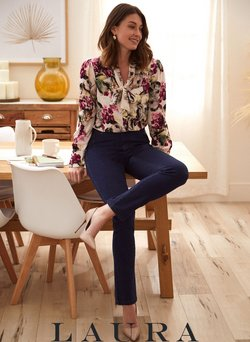 Clothing, Shoes & Accessories deals in the Laura catalogue ( Expires today)