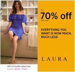 Laura deals in the Laura catalogue ( 10 days left)