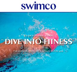 Swimco deals in the Swimco catalogue ( More than a month)
