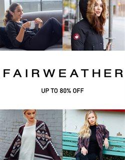 Fairweather catalogue ( Expired )