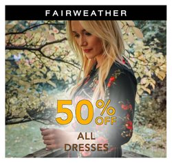 Fairweather catalogue ( 21 days left )