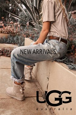 UGG Australia deals in the Toronto flyer