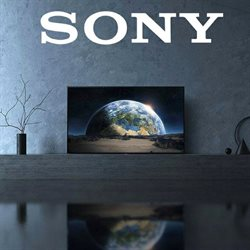 Sony deals in the Vancouver flyer