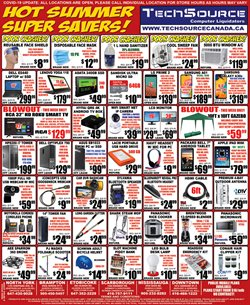 TechSource catalogue ( Expires tomorrow )