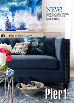 Pier 1 Imports deals in the Moncton flyer