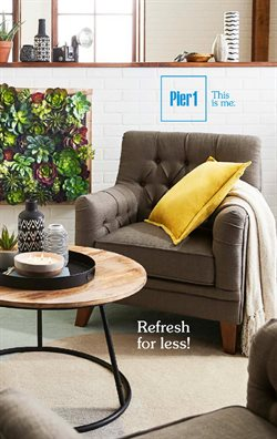 Pier 1 Imports deals in the Quebec flyer